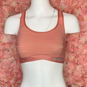 Victoria Secret Peach Small Sport Bra